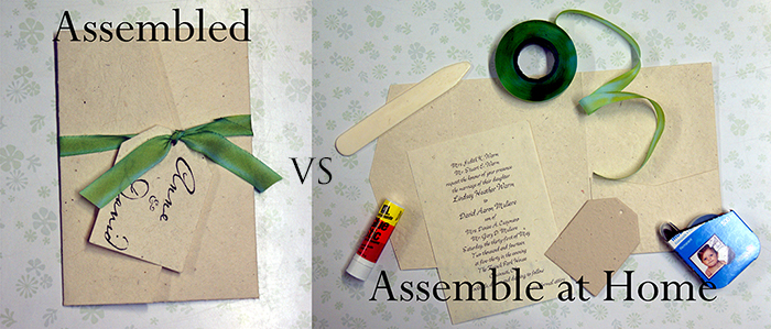Click here to toggle between DIY and Assembled