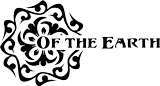 Of The Earth is an environmentally focused handmade paper and hand dyed silk manufacturer. Our logo is an allegory of our idealized world; the people and plants in harmony with the earth in a circular flow of renewal and regeneration through responsibility.
