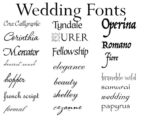 click to view fonts