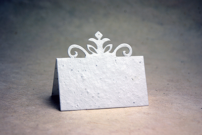 Crown Place Card