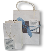Seeded Gift and Favor Bags