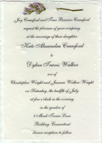 Clear Cut Invitation Vellum for printing at home