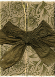 Lotka Paper wrap with Big Bow