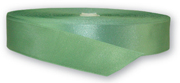 Green Hemp Earth Satin Ribbon